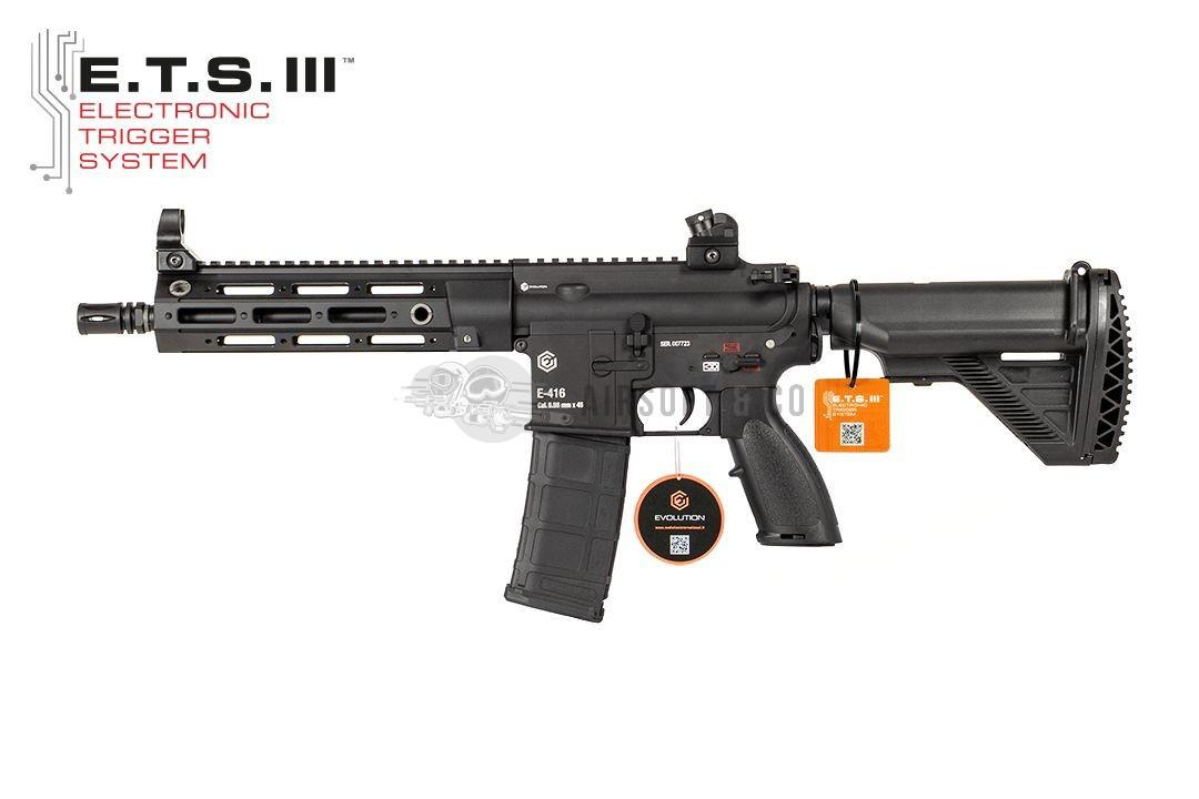 Evolution E-416 CQB ETS III AEG
