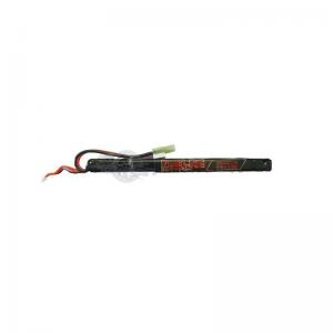 Batterie LiPo 7.4 v 1300 mAh 25C Stick