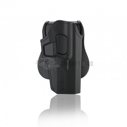 CYTAC holster rigide GLOCK 17 / 22 / 31 (Gen.1 à 5)