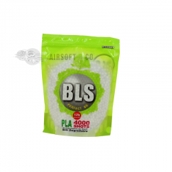 Billes BLS 0.25 gr Bio - 4000 billes