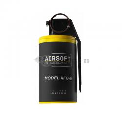Pack de 6 grenades à main Smoke White TAG-18
