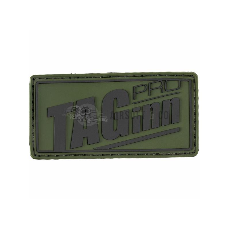 TAG. INN 3D PVC OD Patch