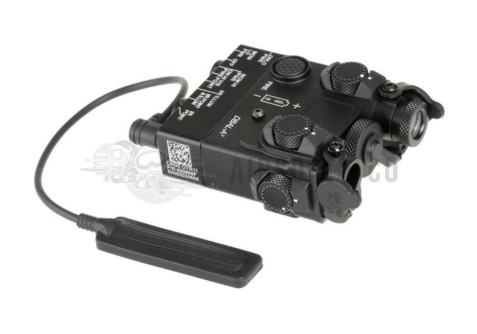 WADSN Aluminium DBAL-A2 Illuminator / Laser Module Green - IR