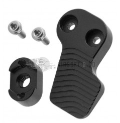 Extended CNC Magazine Catch for M4 Type AEG