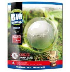 Billes 0.23 gr Bio - 4350 billes