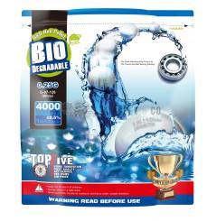 Billes 0.25 gr Bio - 4000 billes